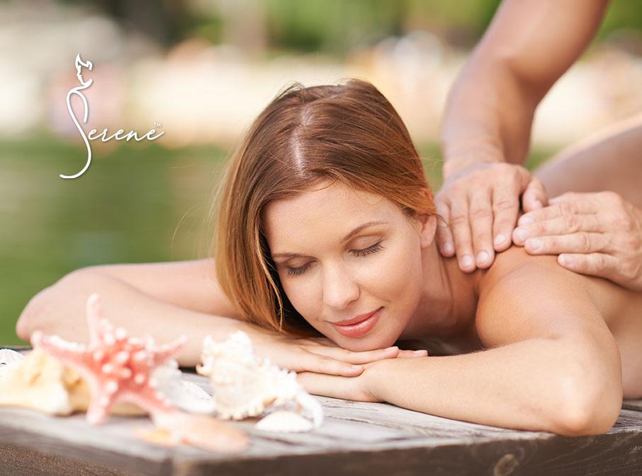 Serene Oils - Massage
